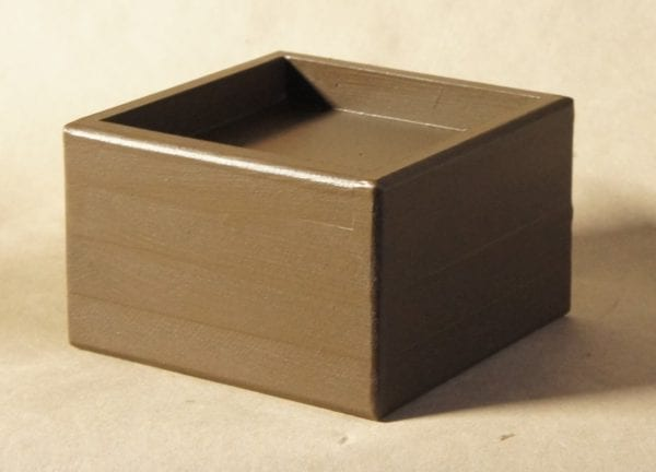 5x5 Pocket, 3 Inch Lift Height, Brown Espresso