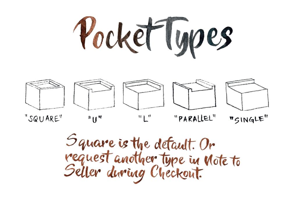 Pocket Types